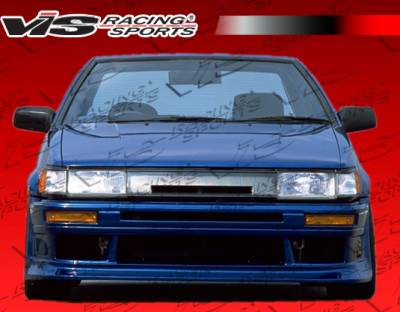 Levin - Front Bumper - VIS Racing - Toyota Levin VIS Racing V Speed Front Bumper - 84TYLEV2DVSP-001