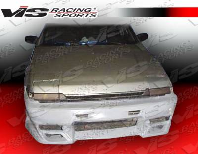 Accord 2Dr - Front Bumper - VIS Racing - Honda Accord 2DR & 4DR VIS Racing Demon Front Bumper - 86HDACC2DDEM-001