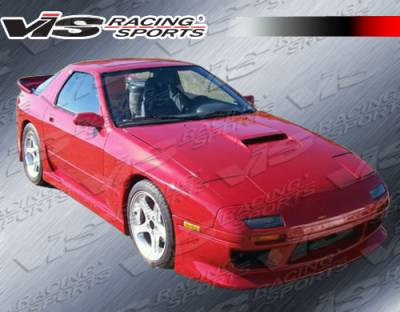 RX7 - Front Bumper - VIS Racing - Mazda RX-7 VIS Racing G Speed Front Bumper - 86MZRX72DGSP-001