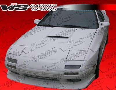 RX7 - Front Bumper - VIS Racing - Mazda RX-7 VIS Racing Magnum Front Lip - 86MZRX72DMAG-011
