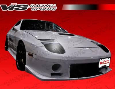RX7 - Front Bumper - VIS Racing - Mazda RX-7 VIS Racing Seaway Front Bumper - 86MZRX72DSW-001