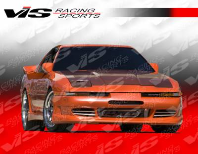 Supra - Front Bumper - VIS Racing - Toyota Supra VIS Racing Ballistix Front Bumper - 86TYSUP2DBX-001