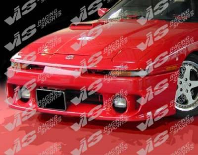 Supra - Front Bumper - VIS Racing - Toyota Supra VIS Racing Demon Front Bumper - 86TYSUP2DDEM-001