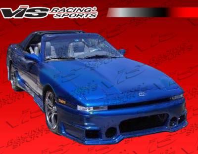 Supra - Front Bumper - VIS Racing - Toyota Supra VIS Racing EVO Front Bumper - 86TYSUP2DEVO-001