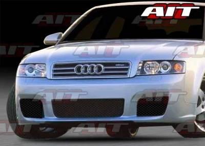 A4 - Front Bumper - AIT Racing - Audi A4 AIT Corsa Style Front Bumper - A402HICORFB4