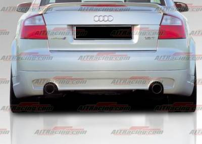 A4 - Rear Add On - AIT Racing - Audi A4 AIT Racing Corsa Style Rear Skirt - A402HICORRS