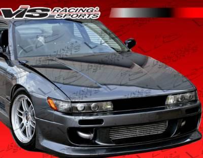 S13 - Front Bumper - VIS Racing - Nissan S13 VIS Racing G Speed Front Bumper - 89NSS132DGSP-001