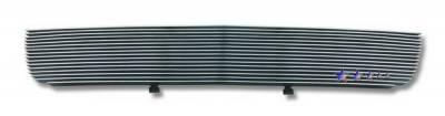Grilles - Custom Fit Grilles - APS - Cadillac DeVille APS Billet Grille - Upper - Aluminum - A86633A