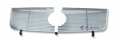 APS - Cadillac Escalade APS CNC Grille - Upper - Aluminum - A95366A