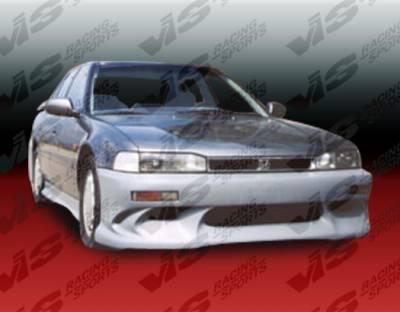 Accord 2Dr - Front Bumper - VIS Racing - Honda Accord 2DR & 4DR VIS Racing Gemini Front Bumper - 90HDACC2DGEM-001