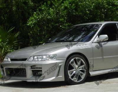 Accord 2Dr - Front Bumper - VIS Racing - Honda Accord 2DR & 4DR VIS Racing Octane Front Bumper - 90HDACC2DOCT-001