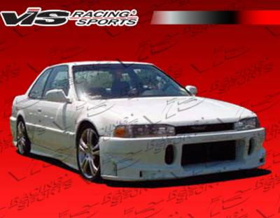Accord 2Dr - Front Bumper - VIS Racing - Honda Accord 2DR & 4DR VIS Racing TSC Front Bumper - 90HDACC2DTSC-001