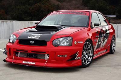 Impreza - Body Kits - APR - Subaru Impreza APR SS GT Wide Body Aero Kit - AB-820500