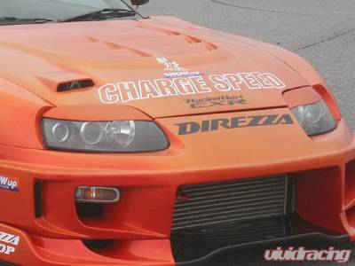 Supra - Body Kit Accessories - Chargespeed - Toyota Supra Chargespeed Eye Brows