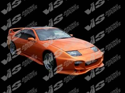 300Z - Front Bumper - VIS Racing - Nissan 300Z VIS Racing Invader-3 Front Bumper - 90NS3002DINV3-001