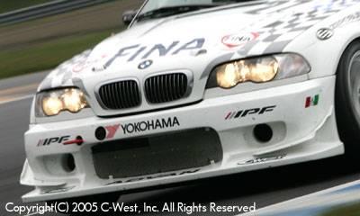 C-West - Front Bumper