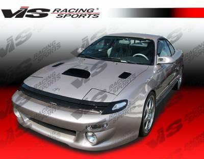 Celica - Front Bumper - VIS Racing - Toyota Celica VIS Racing Zyclone Front Bumper - 90TYCEL2DZYC-001