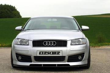 A3 - Front Bumper - Custom - Kline Front Bumper