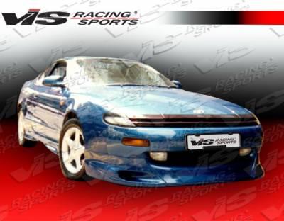 Celica - Front Bumper - VIS Racing. - Toyota Celica VIS Racing Zyclone Front Lip - 90TYCEL2DZYC-011