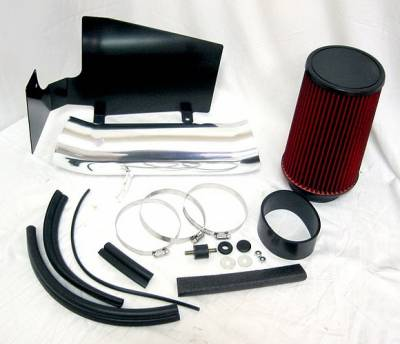 Air Intakes - Oem Air Intakes - 4 Car Option - Ford Excursion 4 Car Option Brute Force Cold Air Intake - AFS-FD102