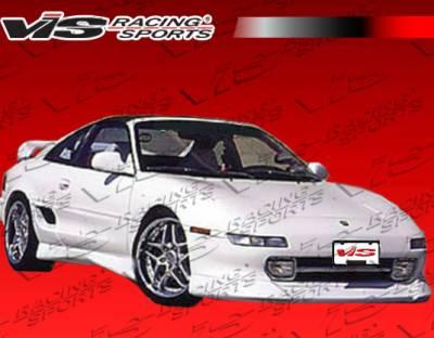 MR2 - Front Bumper - VIS Racing. - Toyota MR2 VIS Racing K Speed Front Lip - 90TYMR22DKSP-011