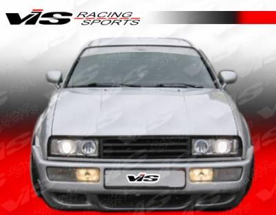 Corrado - Front Bumper - VIS Racing - Volkswagen Corrado VIS Racing RS Front Bumper - 90VWCOR2DRS-001