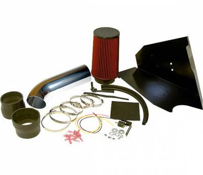 Air Intakes - Oem Air Intakes - 4 Car Option - Chevrolet CK Truck 4 Car Option Brute Force Cold Air Intake - AFS-GM011