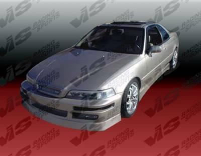 Legend 2Dr - Front Bumper - VIS Racing - Acura Legend 2DR VIS Racing VIP Front Bumper - 91ACLEG2DVIP-001