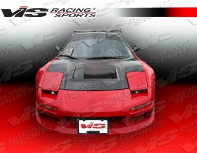 NSX - Front Bumper - VIS Racing. - Acura NSX VIS Racing FX Widebody Front Bumper - 91ACNSX2DFXWB-001