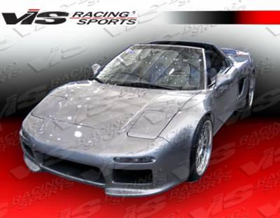 NSX - Front Bumper - VIS Racing. - Acura NSX VIS Racing G3 Widebody Front Bumper - 91ACNSX2DG3WB-001