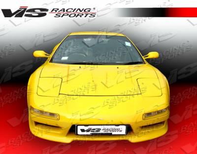 NSX - Front Bumper - VIS Racing. - Acura NSX VIS Racing GT Widebody Front Bumper - 91ACNSX2DGTWB-001