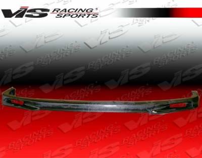 NSX - Front Bumper - VIS Racing - Acura NSX VIS Racing Techno-R Carbon Fiber Lip - 91ACNSX2DTNR-011C