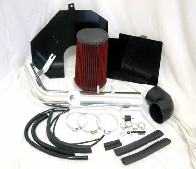 Air Intakes - Oem Air Intakes - 4 Car Option - Toyota Tundra 4 Car Option Cold Air Intake - AFS-TY401