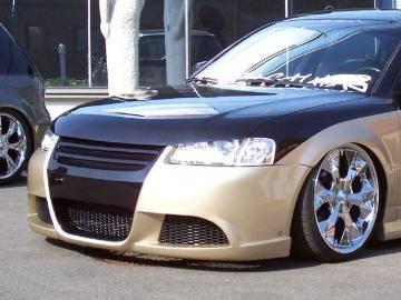 Passat - Front Bumper - Custom - New SRS 2 Front Bumper