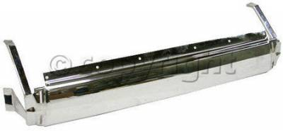 Factory OEM Auto Parts - Original OEM Bumpers - Custom - REAR BUMPER