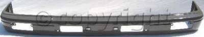 Factory OEM Auto Parts - Original OEM Bumpers - Custom - FRONT BUMPER
