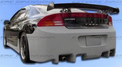 Intrepid - Rear Bumper - Custom - Intrepid Viper Rear Bumper
