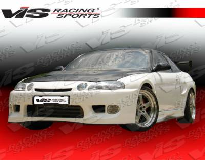 SC - Front Bumper - VIS Racing. - Lexus SC VIS Racing V Speed Widebody Front Bumper - 92LXSC32DVSPWB-001