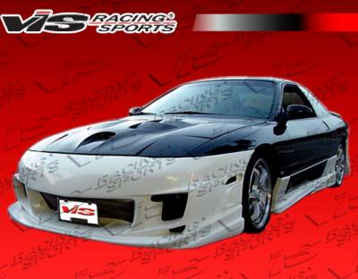 Probe - Front Bumper - VIS Racing. - Ford Probe VIS Racing Ballistix Front Bumper - 93FDPRO2DBX-001