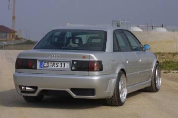 90 - Rear Bumper - Custom - S Rear Bumper