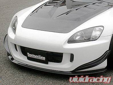 S2000 - Body Kit Accessories - Chargespeed - Honda S2000 Chargespeed Front Canard