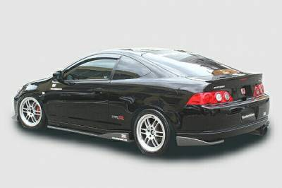 Chargespeed - Acura RSX Chargespeed Kouki Bottom Line Rear Caps