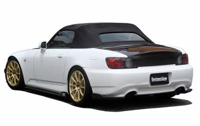 S2000 - Rear Add On - Chargespeed - Honda S2000 Chargespeed Bottom Line Rear Caps