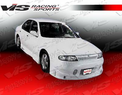 Altima - Front Bumper - VIS Racing - Nissan Altima VIS Racing TSC Front Bumper - 93NSALT4DTSC-001