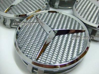Accessories - Wheel Caps - Custom - Carbon Wheel Caps