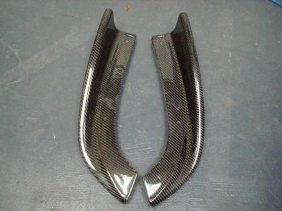 Lancer - Rear Add On - Bay Speed - Mitsubishi Lancer Bay Speed CS Rear Lip - CFRP - CF3340JDM-L