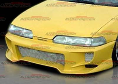 AIT Racing - Acura Integra AIT Racing ALK Style Front Bumper - AI90HIALKFB