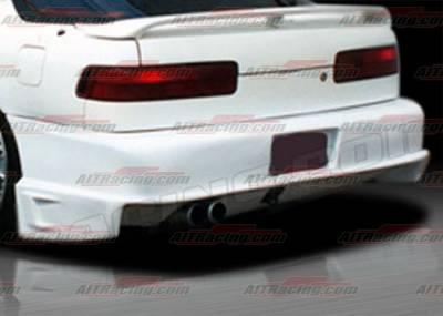 AIT Racing - Acura Integra AIT Racing BZ Style Rear Bumper - AI90HIBZSRB2