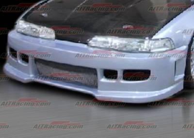 Integra 4Dr - Front Bumper - AIT Racing - Acura Integra AIT Racing Revolution Style Front Bumper - AI90HIREVFB