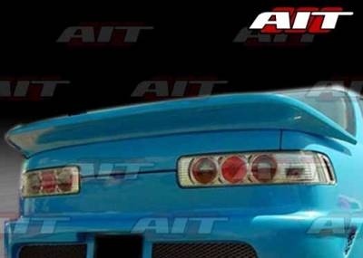 Spoilers - Custom Wing - AIT Racing - Acura Integra AIT REV Style Rear Wing Spoiler - AI90HIREVRW